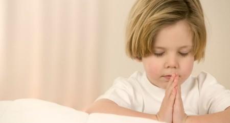 A história do menino que esteve nos braços de Jesus