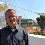 Fala o padre David Neuhaus, vigário do patriarcado latino de Jerusalém para os católicos de língua hebraica