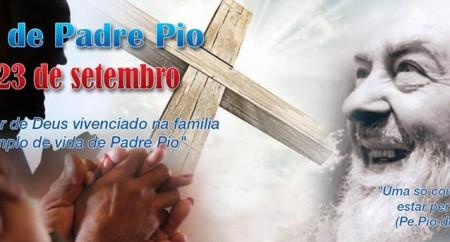 O amor de Deus vivenciado na Família e no exemplo de vida de Padre Pio