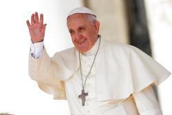 """Papa: """"Comunhão e amor, para sermos como Jesus"""""""