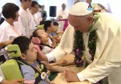 """""""Já não escravos, mas irmãos"""" – Mensagem do Papa Francisco para o 48º Dia Mundial da Paz"""