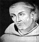São Bernardo, homem de oração, destacou-se como pregador