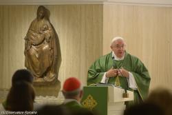 Papa: a unidade da Igreja é um trabalho conjunto, de todos os cristãos