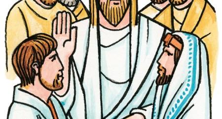 """""""Dai pois a César o que é de César, e a Deus o que é de Deus""""."""