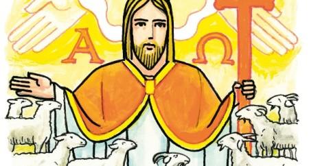 Solenidade de Jesus Cristo, Rei e Senhor do Universo.