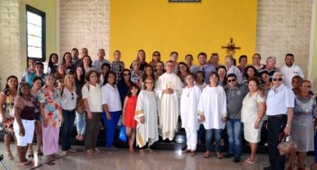 Santuário de Fátima recebe romeiros do Cariri