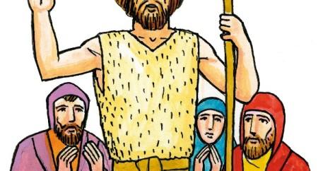 """""""Ele vos batizará com o Espírito Santo""""."""
