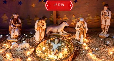 Novena de Natal - 1º Dia