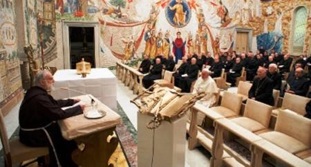 Dom da Paz é tema da 1º pregação do Advento de Frei Cantalamessa
