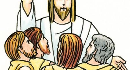 """""""Convertei-vos e crede no Evangelho!"""""""