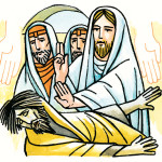 """""""A autoridade de Jesus brota do amor"""""""