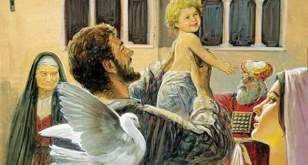 Festa da Aprentação do Senhor (Nossa Senhora das Candeias)