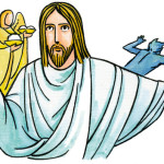 """""""O tempo já se completou e o Reino de Deus está próximo."""