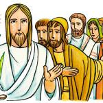 """""""Chegou a hora em que o Filho do Homem vai ser glorificado"""""""