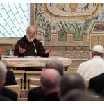 Integra da Segunda pregação da Quaresma: Oriente e Ocidente perante o mistério da Trindade