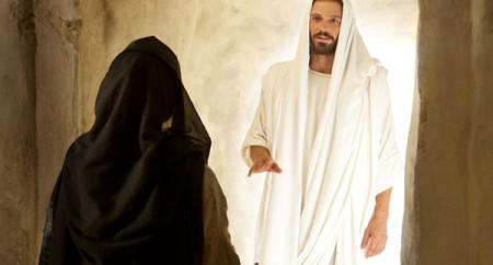 Jesus Cristo ressuscitou! A Sua Divina Misericórdia nos invade!