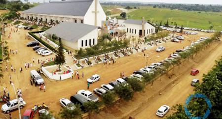 Santuário de Fátima da Serra Grande é consagrado e seu altar recebe dedicação