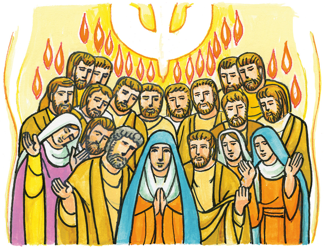 Pentecoste-B