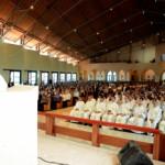Núncio apostólico preside missa de inauguração de santuário na diocese de Tianguá