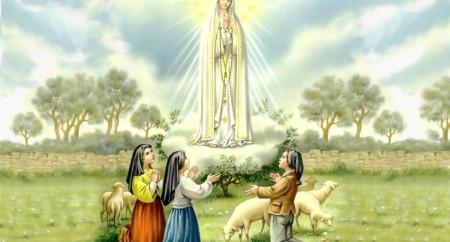 Solenidade de Nossa Senhora de Fátima