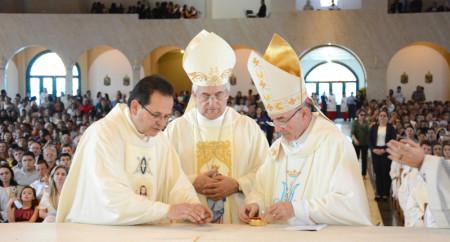 Dedicação do Altar marca história do Santuário Nossa Senhora de Fátima da Serra Grande