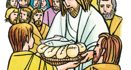 """""""Este é verdadeiramente o Profeta, aquele que deve vir ao mundo""""."""
