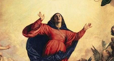 Assunção da Virgem Maria, mãe da esperança e companheira na fé