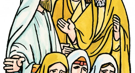 """""""A quem iremos, Senhor? So Tu tens palavras de vida eterna."""""""