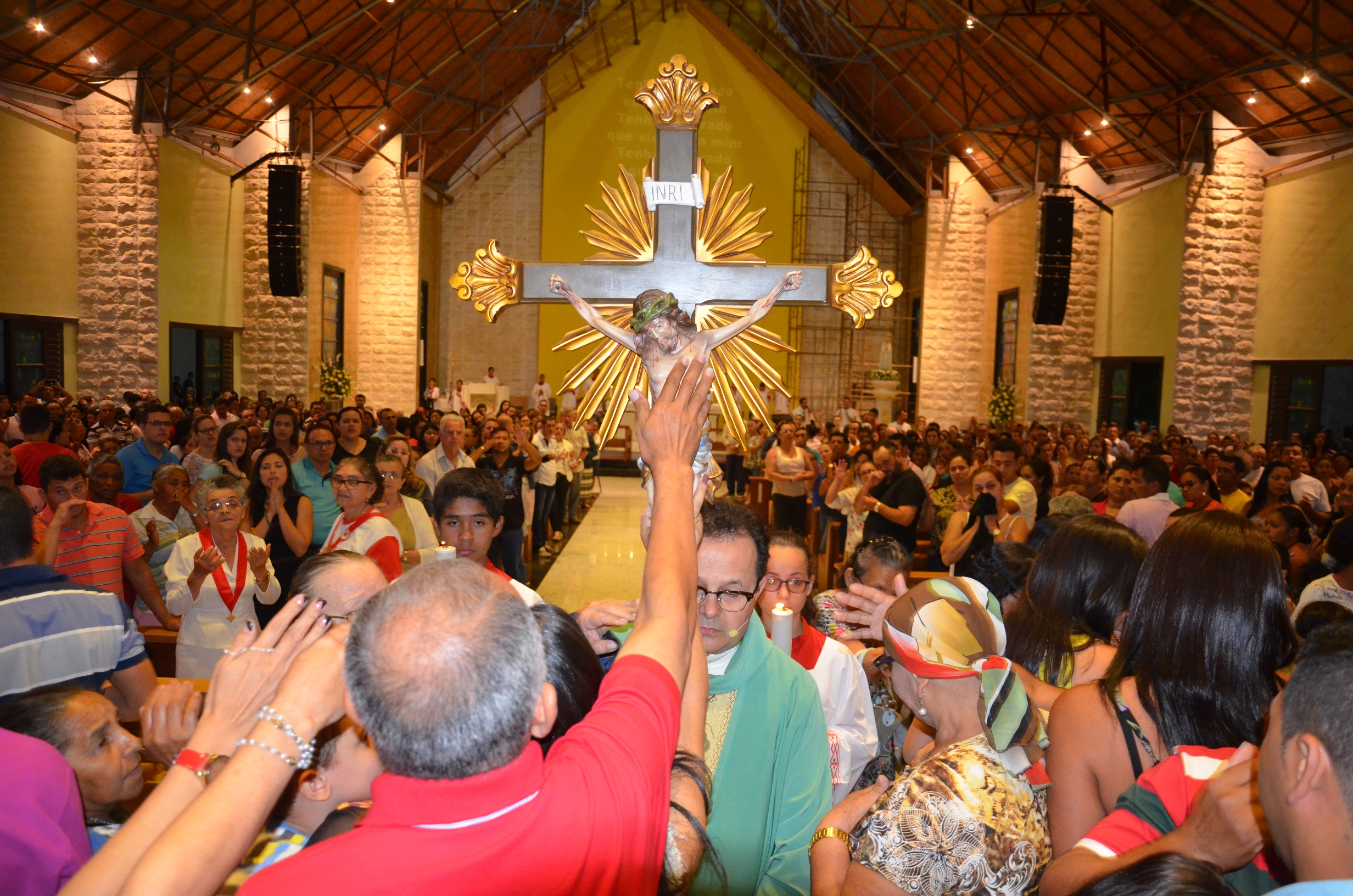 """""""Segui-me, e eu farei de vós pescadores de homens"""". – Santa Missa da Saúde"""
