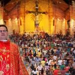 Santa Missa da Bênção no Santuário de Fátima