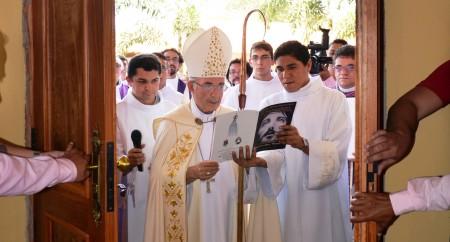 Santuário de Fátima abre PORTA DA MISERICÓRDIA