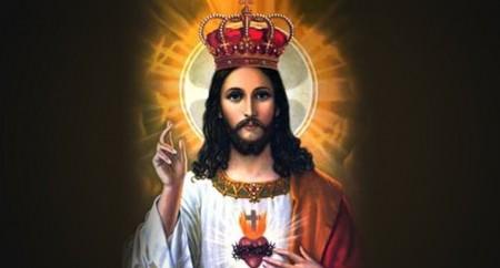 Cristo reina! Cristo vive!