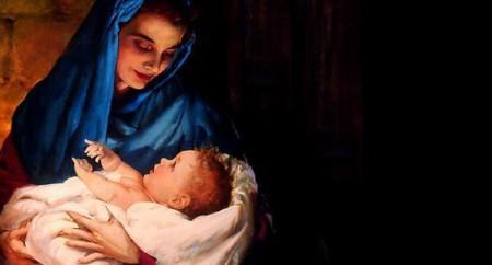 A Virgem Maria, Mãe da Reconciliação.