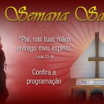 Semana Santa no Santuário de Fátima – Programação