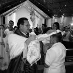 """""""Maria nos acolhe em seus braços"""". –  Santa Missa da Saúde"""