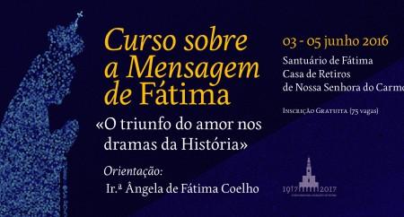 Santuário de Fátima em Portugal promove 10ª edição do Curso sobre a Mensagem de Fátima