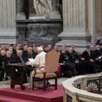 """""""Criar uma cultura da misericórdia"""", pede Papa aos sacerdotes"""