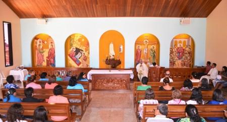 Romaria da Paroquia N.S do Perpétuo Socorro de Fortaleza ao Santuário de Fátima