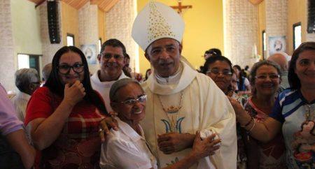 Diocese de Parnaíba realiza mais uma romaria das famílias