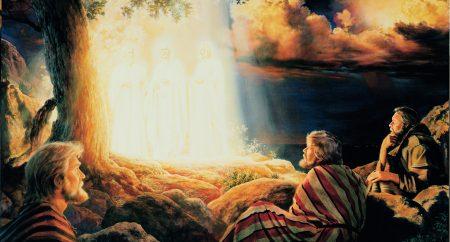 Transfiguração de Jesus: mistério de deus revelado a nós!