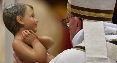 As celebrações do Santo Padre para o Tempo do Natal