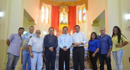 Dioceses de Crato e Tianguá se preparam para transmitir a ordenação episcopal do monsenhor Edimilson Neves