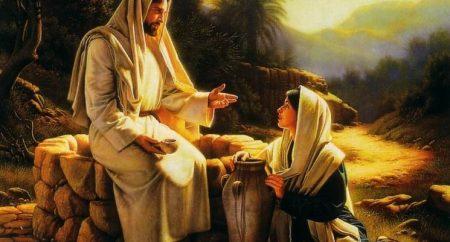 """""""Se tu conhecesses o dom de Deus..."""""""
