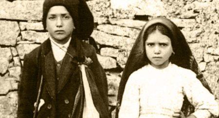 Vaticano anuncia canonização dos Pastorinhos de Fátima