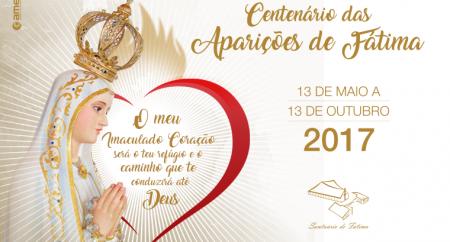 Centenário das Aparições no Santuário de Fátima em São Benedito
