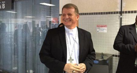Bispo fala sobre violência, segurança pública e questões urbanas