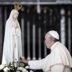 Programe-se: horários das transmissões do Papa em Fátima