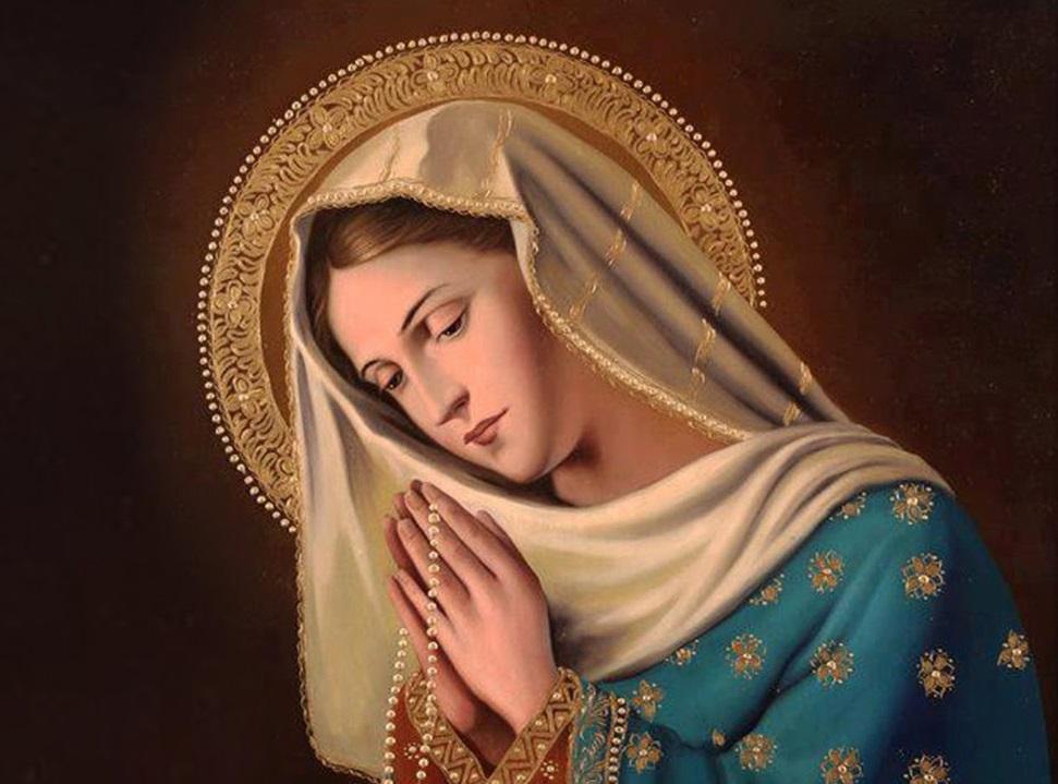 0169a8769a4f Durante vários séculos a Igreja Católica dedicou todo o mês de maio para  honrar a Virgem Maria, Mãe de Deus. A seguir, explicamos o porquê.