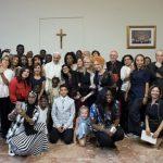 """Refugiados agradecem ao Papa por """"abrir as portas da Igreja"""""""