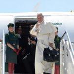 Papa irá ao Chile e Peru em janeiro de 2018